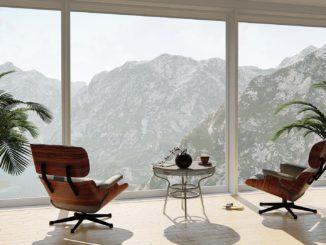 apartment_stuhl_ausblick_berge_pflanze