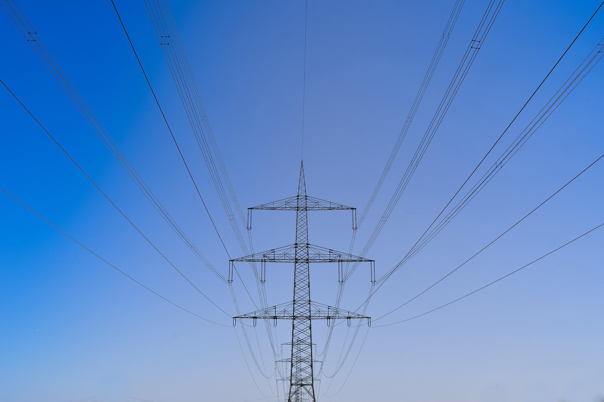 Der Strom ist ausgefallen