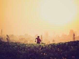Symbolbild: Smog verpestest die Skyline