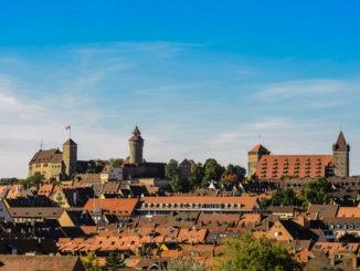 Altstadtpanorama_Nürnberg_Kaiserburg_Panorama_old town_Nuremberg_Imperial Castle