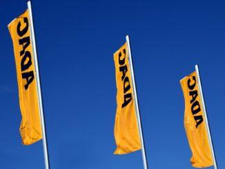 Symbolbild: ADAC Flaggen