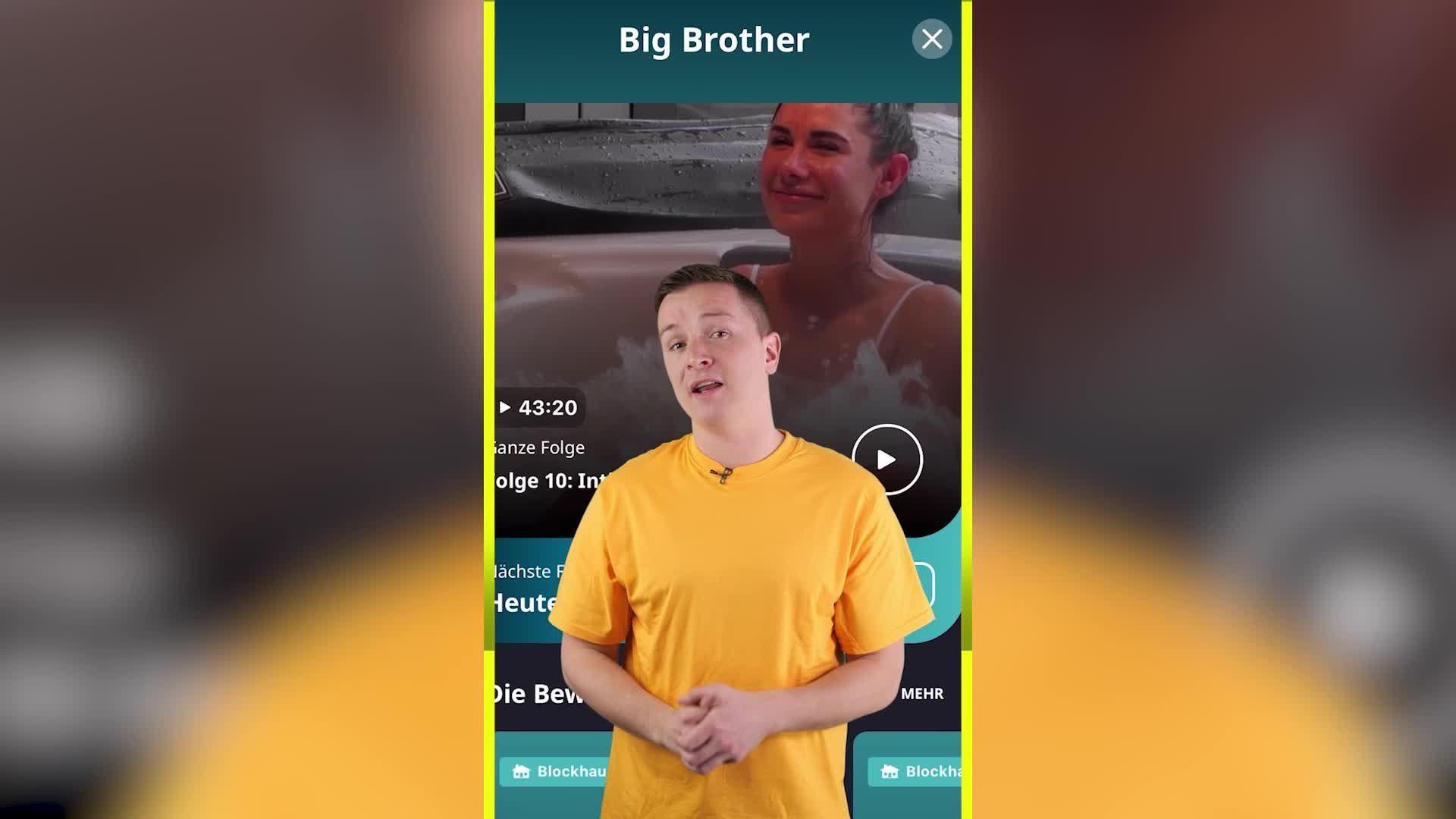 big brother_aarons recap show_woche 2