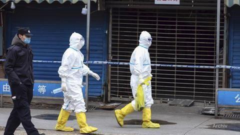 Neuer Virus In China