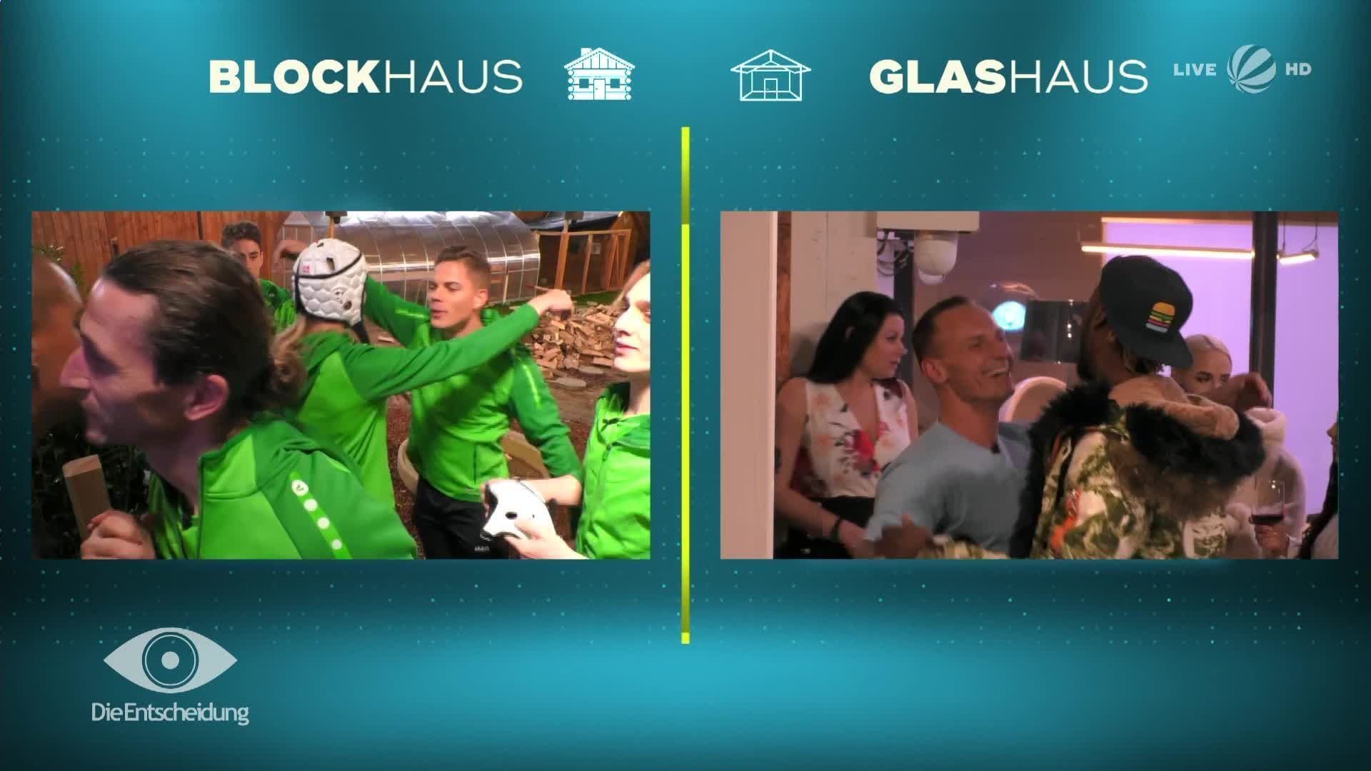 mareike_denny_big brother_big brother haus_glashaus_bewohner_blockhaus