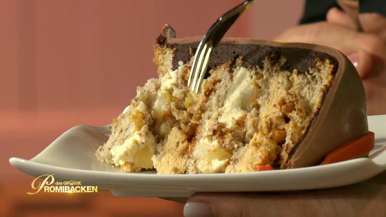 stefanie hertel_das große promibacken_promibacken_torte