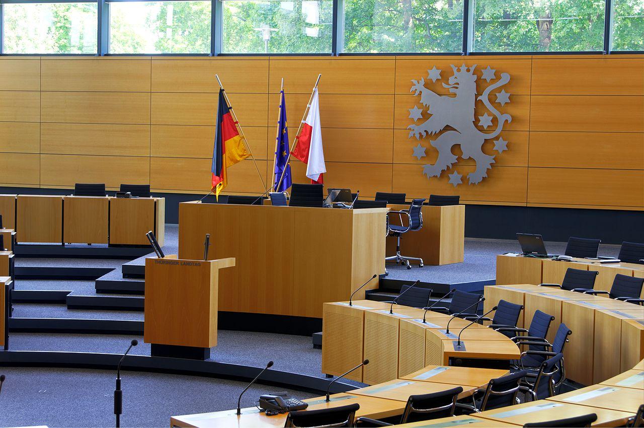 Thüringer Landtag Wahl Ministerpräsident