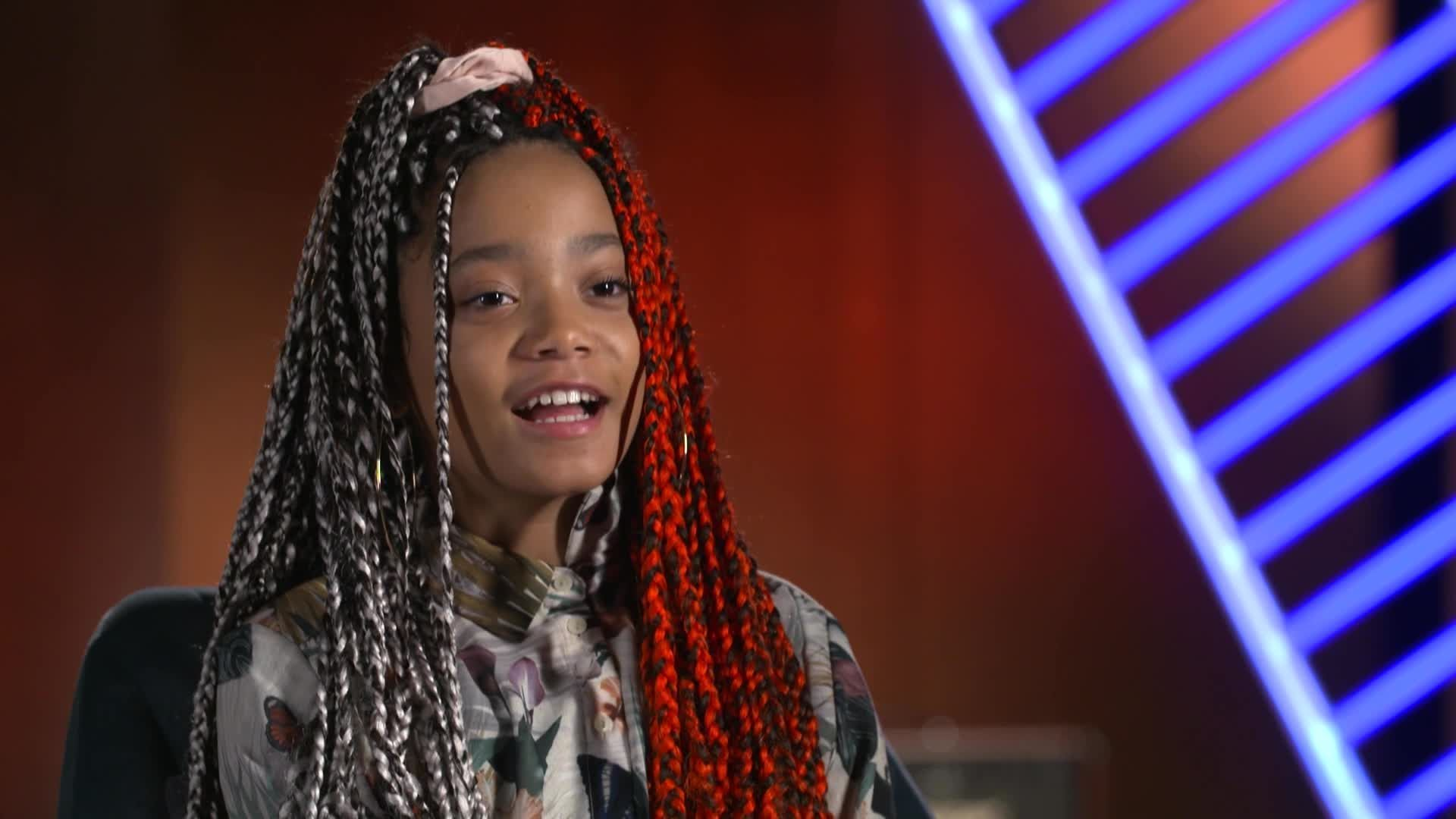 the voice kids_first look_yaiza
