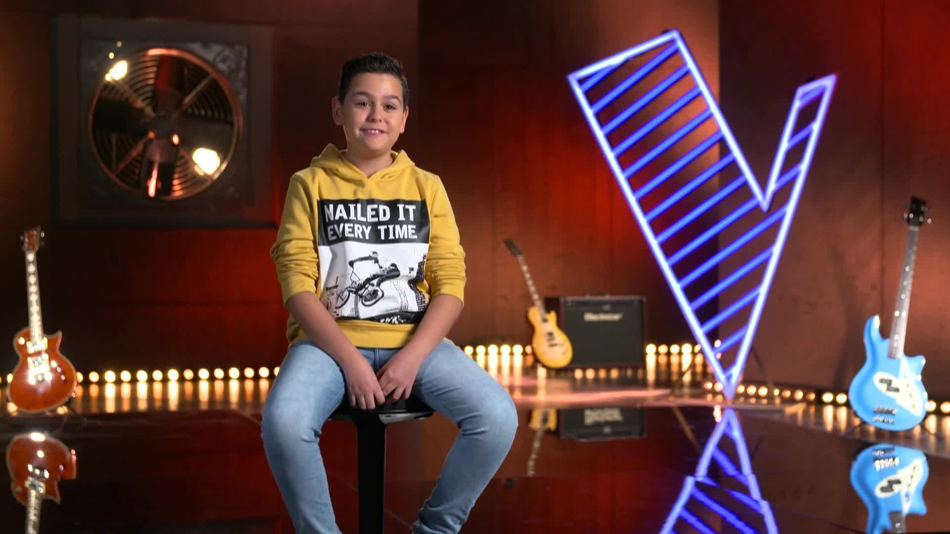 the voice kids_miguel_first look_blind auditions
