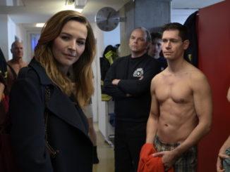 Frau Jordan stellt gleich - Femen und Feuerwehr