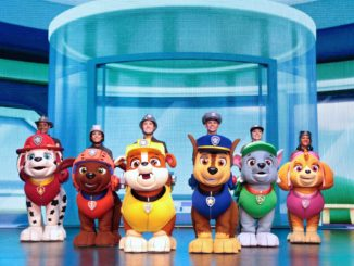 PAW Patrol Live_Puppies