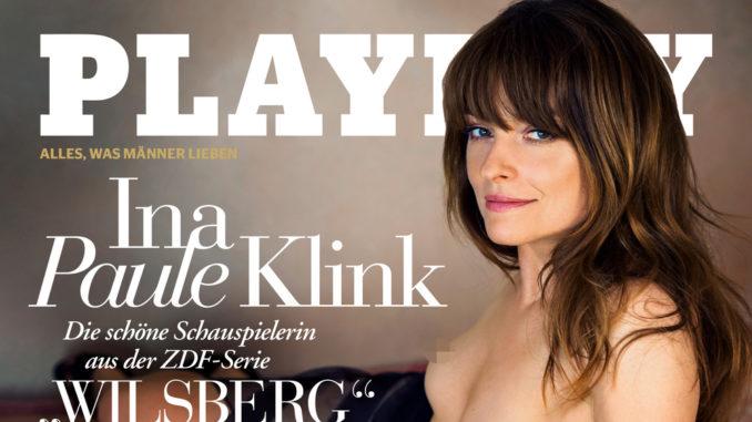 Wilsberg-Star Ina Paule Klink zieht sich für den