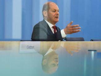 Olaf Scholz - Bild: REUTERS/Annegret Hilse/Pool