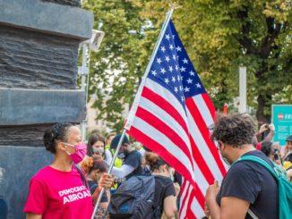 Symbolbild: Black Lives Matter - Demonstration in den USA