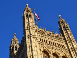 Symbolbild: Londoner Parlament