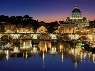 Vatikan-Staat in Rom