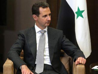 Bashar al-Assad - Bild: Kremlin.ru / CC BY
