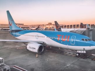 TUI-Flugzeug - Bild: Mopje18 / CC BY-SA