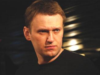 Alexey Navalny - Bild: Navalny.JPG: Alexey Yushenkov / Алексей Юшенковderivative work: César / CC BY-SA