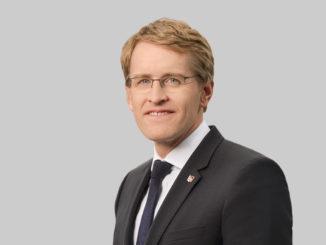 Daniel Günther, Ministerpräsident von Schleswig-Holstein - Bild: Frank Peter