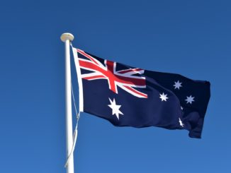 Flagge von Australien