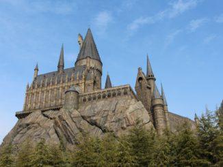 Symbolbild: Hogwarts Burg