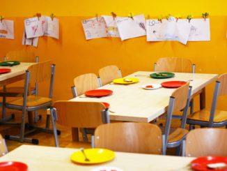 Gemeinsam Essen in Schule und Kindergarten