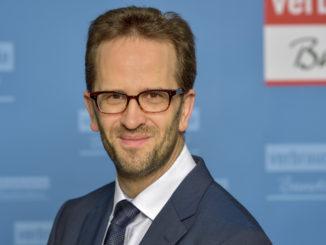 Klaus Müller, vzbv - Bild: Gert Baumbach