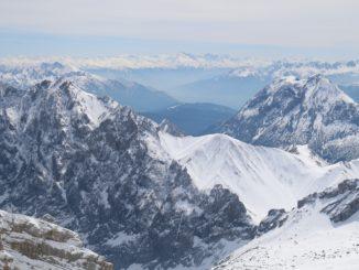 Zugspitze, Deutschland