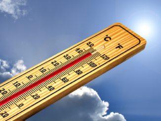 Symbolbild: Thermometer