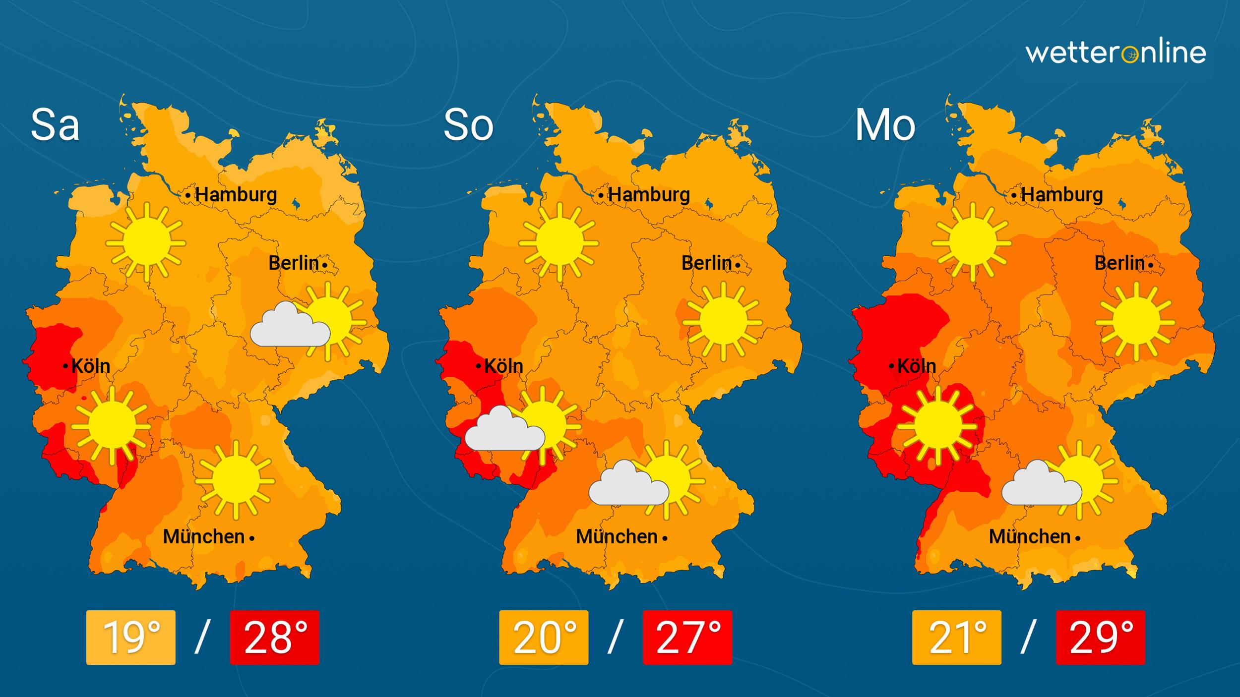 Wetter In Nürnberg Am Samstag
