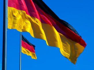 Symbolbild: Deutschlandflagge