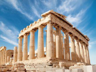 Akropolis, Griechenland