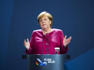 Angela Merkel - Bild: Bundesregierung/Breloer