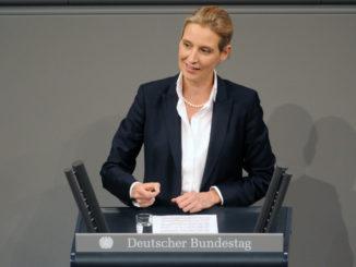 Alice Weidel - Bild: Achim Melde/Bundestag