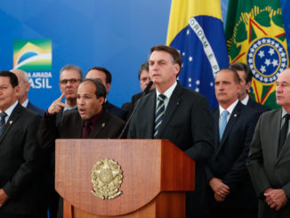 Jair Bolsonaro - Bild: Alan Santos/PR
