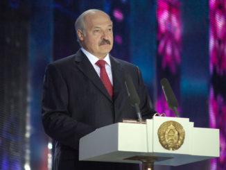 Alexander Lukaschenko - Bild: Serge Serebro, Vitebsk Popular News / CC BY-SA