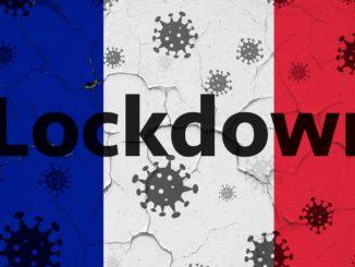 Frankreich geht in den Teil-Lockdown