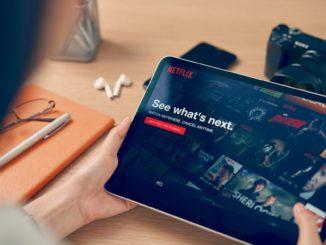 Netflix auf einem Tablet - Bild: sitthinphong via Twenty20