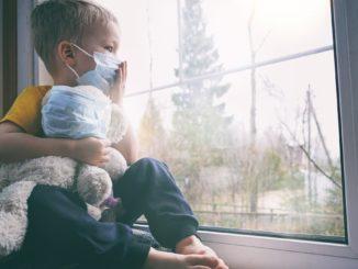 Maskenpflicht auch für Kinder - Bild: takgargonia via Twenty20