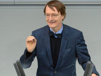 Karl Lauterbach - Bild: Achim Melde/Bundestag