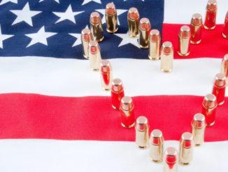 Symbolbild: US-amerikanische Liebe zu Waffen