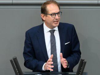 Alexander Dobrindt - Bild: Achim Melde/Bundestag