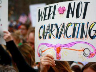 Demo gegen Abtreibungsverbot - Bild: findingkp via Twenty20