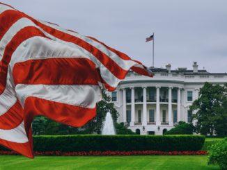 Weißes Haus, USA