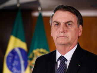Jair Bolsonaro - Bild: Isac Nóbrega/PR, CC BY 2.0, via Wikimedia Commons