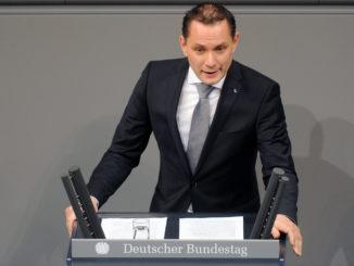 Tino Chrupalla - Bild: Achim Melde/Bundestag