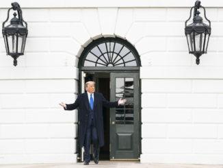 Donald Trump - Bild: Joyce N. Boghosian/Weißes Haus