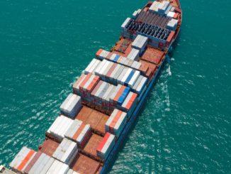 Export-Frachter