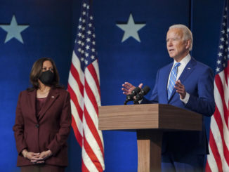Kamala Harris und Joe Biden - Bild: twitter/JoeBiden