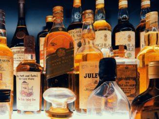 Symbolbild: Whisky-Flaschen